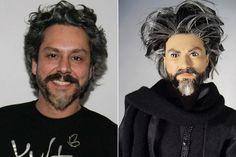 Personagem de Alexandre Nero ganha boneco - http://metropolitanafm.uol.com.br/novidades/famosos/alexandre-nero-ganha-boneco