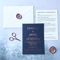 """54 Likes, 3 Comments - Polka Dot Paper (@polkadotpaper) on Instagram: """"Congratulations to Daniela & Jamie who are getting married today in a majestic Scottish castle …"""""""