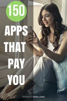 These apps (Android & iPhone) will really pay you for almost anything you can do on your phone...