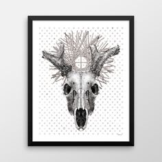 Nine-Antler Deer | Danius