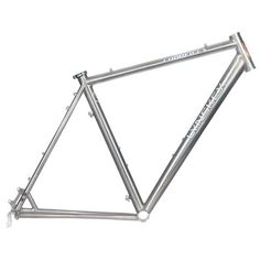 Lynskey Cooper CX Ti Frame - Industrial Mill 2014 | Chain Reaction Cycles
