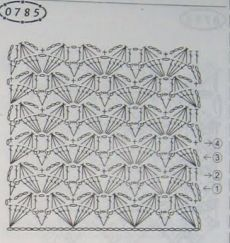 Từ mạch Nhật Bản mẫu crochet tạp chí - HANDMADE tại Nga