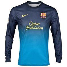 UNIFORME BARCELONA FC -MANGA LARGA 2015-2016 | Mayorista en Deportes