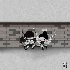 Small Sweet Moments Of Couples' Lives Illustrated By Korean Artist Love Cartoon Couple, Cute Couple Comics, Tumblr Cute Couple, Cute Couples, Anime Couples, Anime Girl Crying, Animated Love Images, Cute Love Pictures, Cute Love Cartoons