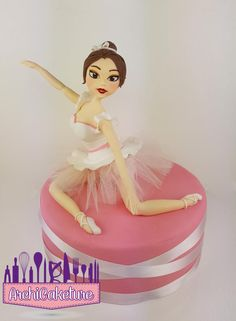 My Sugar Ballet Dancer by Archicaketure_Italia