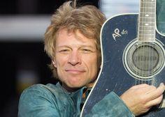 Jon Bon Jovi Net Worth   Bon Jovi   Pinterest   Jon bon jovi, Net ...