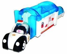 Zhu Zhu Pets Police Station/Car by Cepia LLC - Import. $9.75. From the Manufacturer                Police Station/Car                                    Product Description                Now your Zhu Zhu Pets can protect and serve the ZZP community with their new Policae Statin and Car! Police Car's headlights light up when they are hot on the chase! Collect all the Zhu Zhu Pets ? accessories Collect the whole hamster-erific gang Ages 4 and up