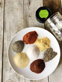 Rotisserie Chicken Rub Spice Mix- If you've ever wanted to make your own rotisserie chicken, this spice mix for a great rub really helps give your chicken that store bought flavor!