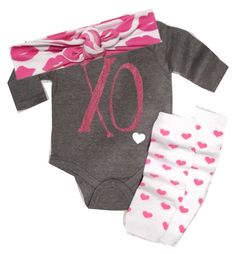 """""""baby girl valentine outfit"""" by halie-cunningham on Polyvore featuring women's clothing, women's fashion, women, female, woman, misses and juniors"""