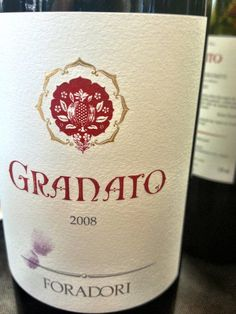 El Alma del Vino.: Azienda Agricola Elisabetta Foradori Granato 2008.