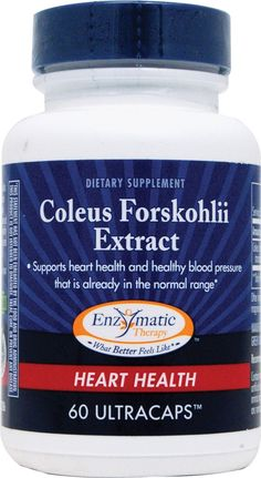 125mg / 10% Forskolin for Weight Loss (As Seen on Dr. Oz)
