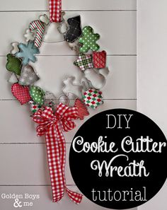 10 Christmas Wreaths You Can Make