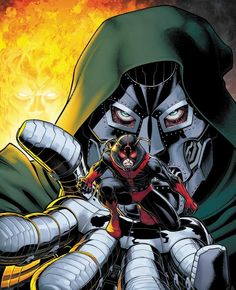 Dr. Doom & Antman