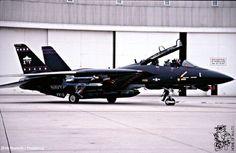 All Black F-14 — Vampires