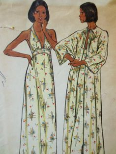 Vintage Vogue 8757 Sewing Pattern 1970s by sewbettyanddot on Etsy, $20.50