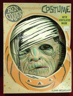 Ben Cooper Mummy Halloween Costume