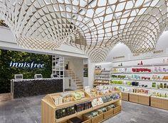 이니스프리 명동 플래그십 스토어리뉴얼 오픈 innisfree Myeongdong Flagship Store Renewal Open Dec 4, 2015