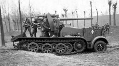 sdkfz 8 12 t 8,8cm flak - Google-Suche