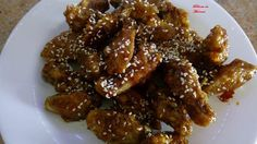 Dakgangjung is a very popular traditional Korean dish, made with all my  love