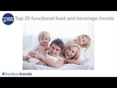 20 functional food trends - YouTube