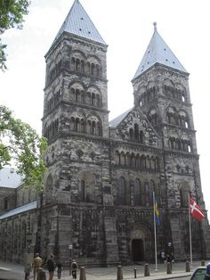 Lund, Sweden, Church with Astronomical Clock in Cathedral where I got married. Kingdom Of Sweden, Sweden Travel, Cathedral Church, Old Churches, Stockholm Sweden, Cool Countries, Place Of Worship, Romanesque, Kirchen