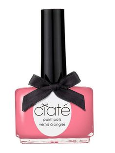 Discover Paint Pots by Ciate at MECCA. Available in a range of on-trend colours, these colour-rich paint pot nail polishes are perfect for creating a beautiful manicure. Ciate Nail Polish, Pastel Nail Polish, New Nail Polish, Nail Polishes, Pastel Blue Nails, Red Nails, Metallic Nails, Glitter Nail Art, Nail Polish