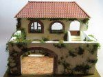 QSH107 Pacificio Villa (Tuscany Courtyard)