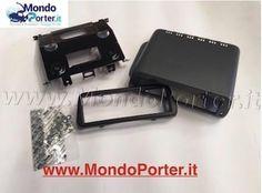 Kit Console Porta autoradio Piaggio Porter - Mondo Porter