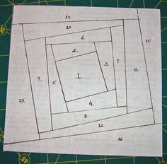 How to Quilt with Paper Foundation Piecing - CraftStylish