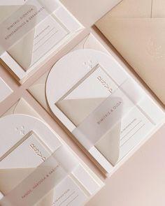 Modern Wedding Stationery, Bespoke Wedding Invitations, Wedding Invitation Design, Wedding Stationary, Stationery Paper, Stationery Design, Wedding Cards, Wedding Events, Weddings