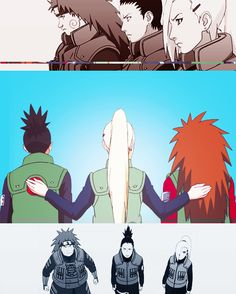 "secuela-deactivated20131214: "" Naruto Shippuuden 273: Ino-Shika-Cho. """