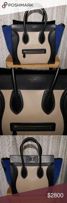 4fa3f4e9f71 75 Best Celine mini luggage images   Beige tote bags, Shoes ...