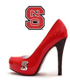 NC State - NC State Wolfpack Heels