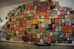 Barry McGee show at the Redcat. Frickin amazing.