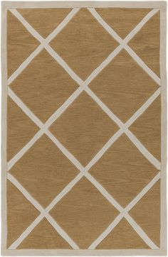 Hypnotizing in elements of both hue and design, this radiant rug offers an utterly exquisite addition to your space. Hand tufted and designed with a mesmerizing multi diagonal line pattern in captivating coloring, this perfect piece will...