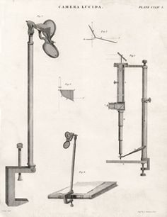 Robert hooke microscope designed by christopher cock 1670 for Chambre claire berville