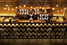 Los 27 mejores diseños de interiores de bares y restaurantes del mundo 2013   Maria victrix