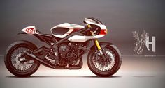 triumph speed triple cafe racer - Google Search