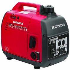 Honda EU2000i 2000W Super Quiet Inverter Generator with DC Output