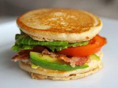 California BLT Pancake Sandwich Recipe from Betty Crocker