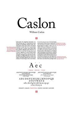 Influenciado por italia y francia evoluciona los tipos ingleses y el diseño de libros. Será la tipo usada para la declaración de independecia.