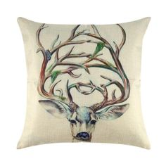 Did you see Retro Decor Deer ... on onlala ? - Check it out here ! http://onlala.com/products/retro-decor-deer-printed-pillow-covers-3?utm_campaign=social_autopilot&utm_source=pin&utm_medium=pin