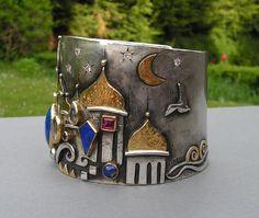 "Linda Ladurner - Bracelet ""Moscow"""