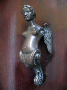Walk The Dog: KNOBS and KNOCKERS