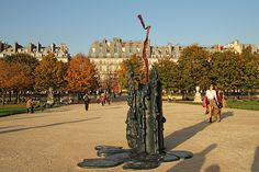 Jardin des Tuileries - Paris (France)