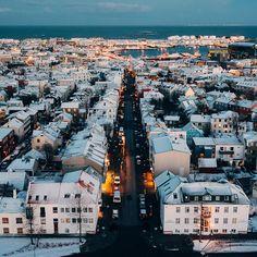 Reykjavik / photo by perkot
