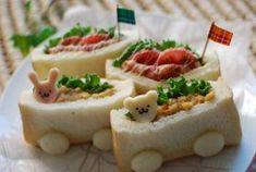 「リメイクレシピ☆ドライブカーサンド」まよ子   お菓子・パンのレシピや作り方【corecle*コレクル】