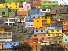 More patchwork houses!