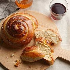 Classic Challah from Molly Yeh