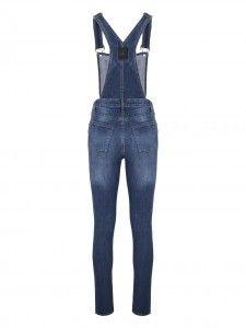 Cheap Monday  Dungaree Salopette jeans blue